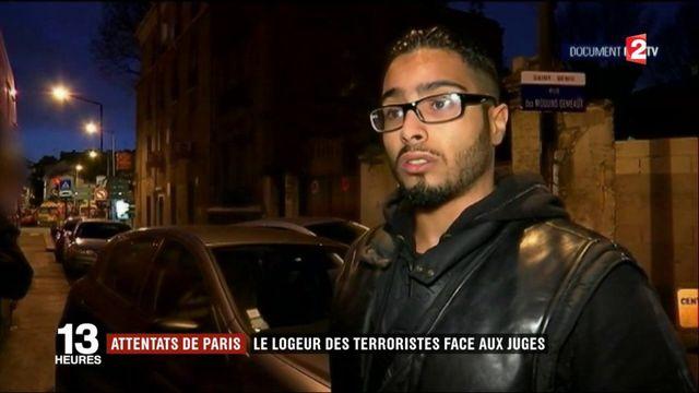 Attentats de Paris : Jawad Bendaoud, le logeur de Daech, face à la justice