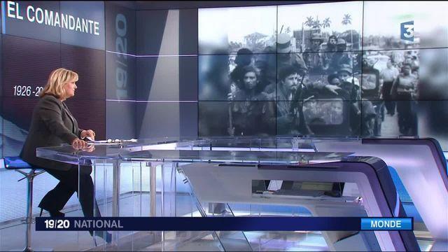 Mort de Fidel Castro : portrait d'un révolutionnaire