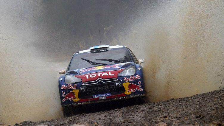 Mikko Hirvonen (Citroën)