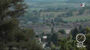 Le village de Bas-en-Basset. (France 2)