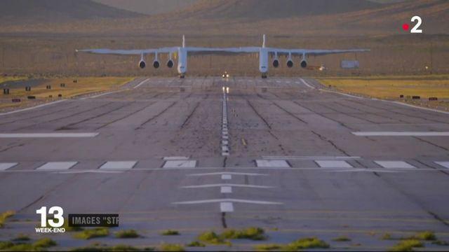 États-Unis : premier vol pour le plus grand avion du monde