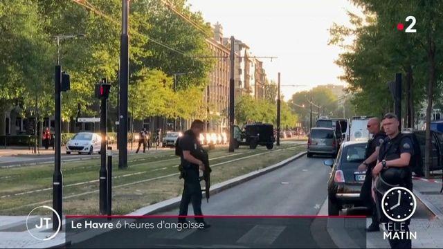 Le Havre: 6 heures d'angoisse lors d'une prise d'otages