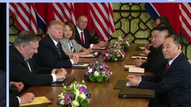 Échec des négociations entre Donald Trump et Kim Jong-un