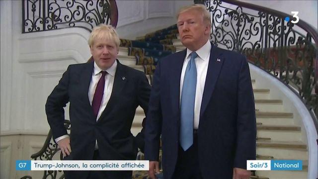 G7 : entre Johnson et Trump, ce n'est pas si simple