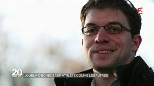 Échecs : portrait de Maxime, joueur professionnel d'exception