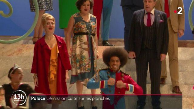 Culture : Palace, l'émission culte adaptée au théâtre