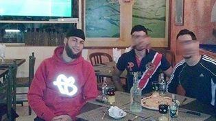 Photo tirée du profil Facebook d'Ayoub El Khazzani. (AYOUB EL KHAZZANI)