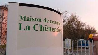 Après le décès de cinq résidents de l'EHPAD de Lherm, en Haute-Garonne, une enquête a été ouverte pour faire la lumière sur une intoxication alimentaire dévastatrice. (FRANCE 3)