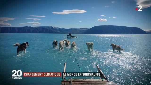 Réchauffement climatique : des chaleurs inédites et planétaires