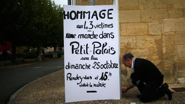 (Une marche aura lieu dimanche après-midi © REUTERS / Stéphane Mahé)