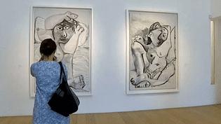 Exposition Picasso au musée Soulages jusqu'au 25 septembre 2016  (France3/Culturebox)