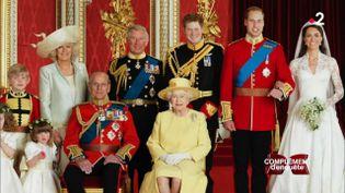 Complément d'enquête. Elisabeth II : my queen is rich ! (FRANCE 2 / FRANCETV INFO)