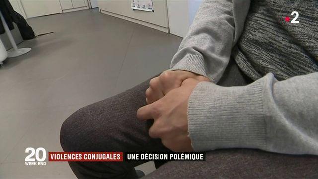 Violences conjugales : une décision polémique