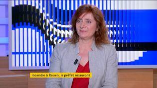 Véronique Bérégovoy (EELV) (FRANCEINFO)