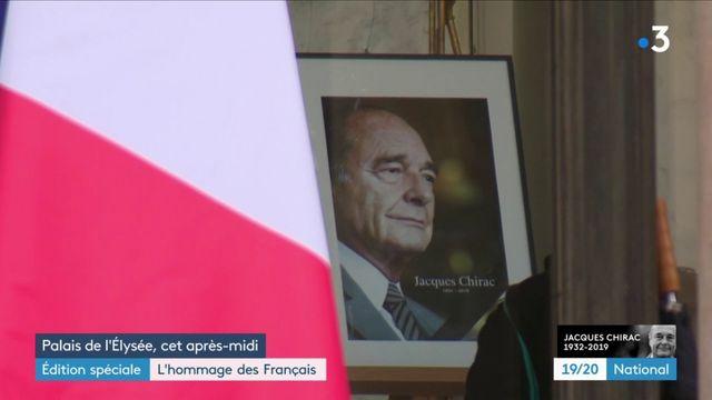 Mort de Jacques Chirac : l'émotion des Français