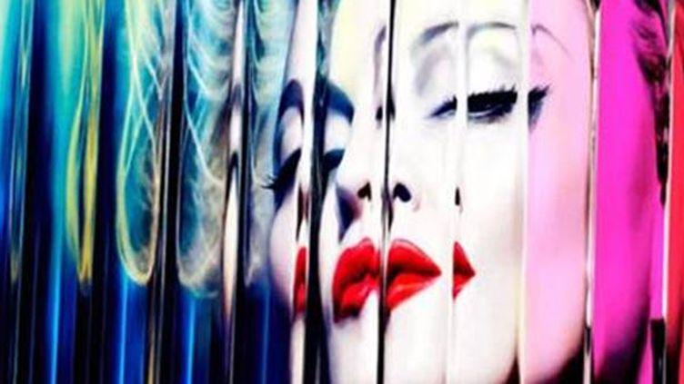 "Madonna ""MDNA""  (DR)"