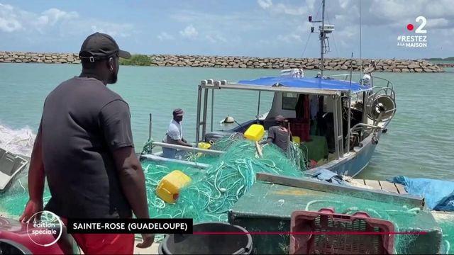 Outre-mer: la pêche, un secteur durement touché par la crise