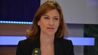 Juliette Méadel, ancienne Sécrétaire d'état chargée de l'aide aux victimes. (RADIO FRANCE / JEAN-CHRISTOPHE BOURDILLAT)