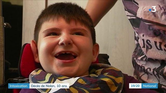Nolan meurt à l'âge de 10 ans après avoir été intoxiqué par un steak haché