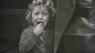 L'une des photos de l'exposition Vivian Maïer filmée à Grenoble (Détail) (A. Massait-Salamanca France 3 Alpes)