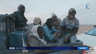 Migration : l'enfer de l'exode (France 3)