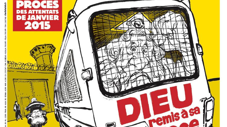 """La une du journal satirique """"Charlie Hebdo"""", le 16 décembre 2020. (CHARLIE HEBDO)"""