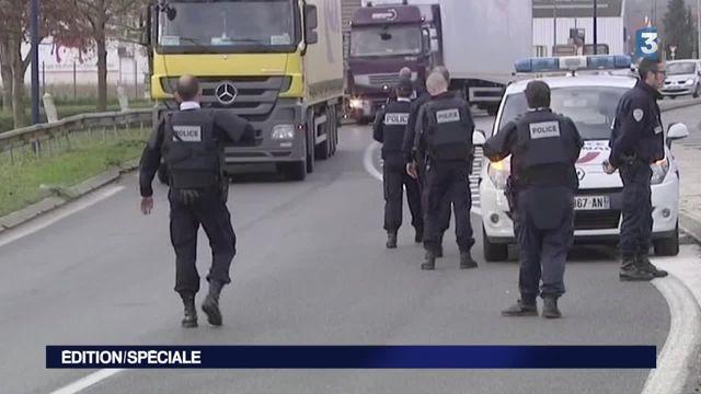 Attentats à Paris : plusieurs barrages routiers dans l'Aisne