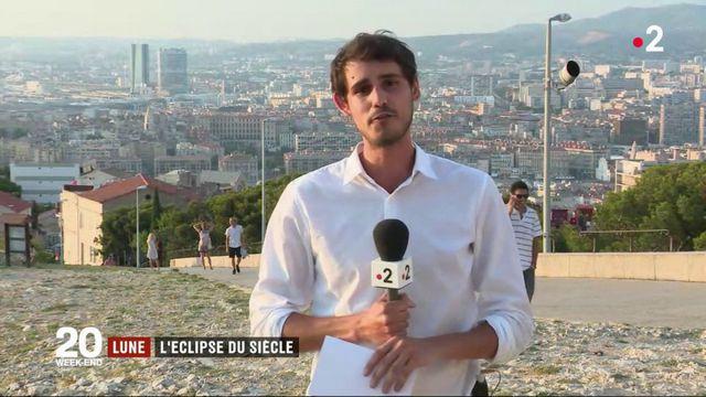 À Marseille, on se prépare pour l'éclipse de Lune