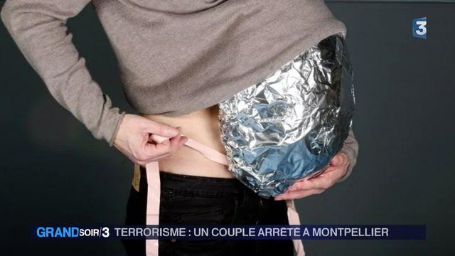Terrorisme : un couple arrêté à Montpellier