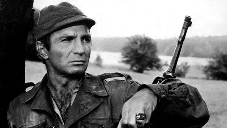 """Ben Gazzara dans """"Le Pont de Remagen"""" (1969)  (Kobal / The Picture Desk / AFP)"""