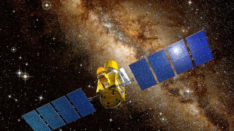Le Luxembourg s'ouvre aux entreprises du monde entier en leur offrant la première plateforme dédiée à l'exploitation commerciale de l'espace. (CNES/D.DUCROS )