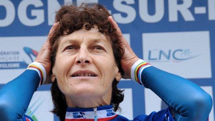 Jeannie Longo (DENIS CHARLET / AFP)