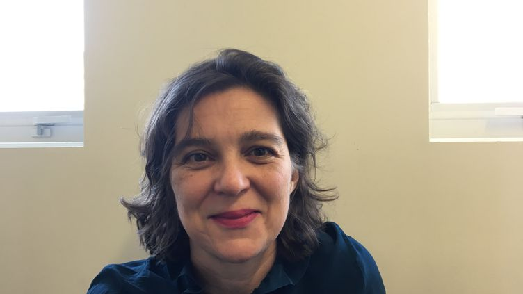 Florence Martin-Kessler, créatrice du Live Magazine. (NATHALIE BOURRUS / RADIO FRANCE)