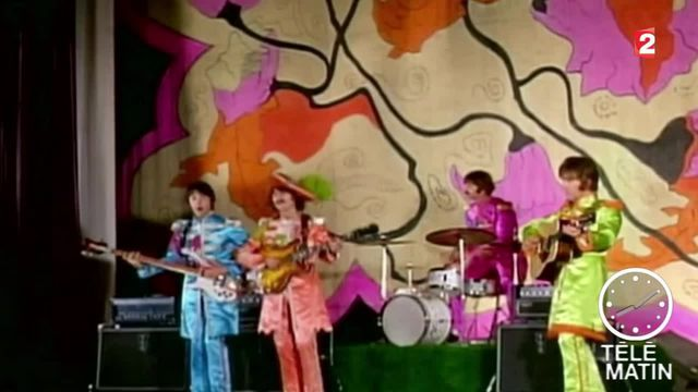 La musique des Beatles enfin disponible en streaming