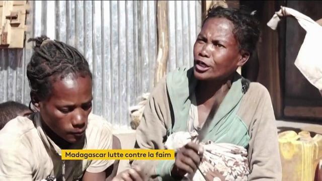 Madagascar : des centaines de réfugiés affamés à cause de la sécheresse et du réchauffement climatique