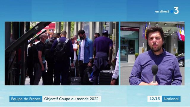 Euro de football : l'équipe de France se concentre sur la suite