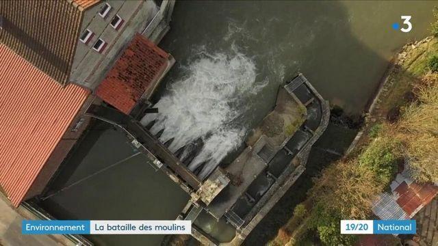 Patrimoine : les moulins à eau menacés de disparition pour le bien des poissons