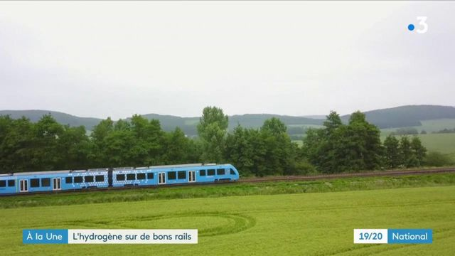 Écologie : découvrez le premier train à hydrogène au monde