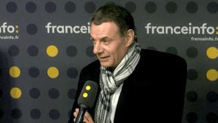Le politologue Bruno Cautrès, le 28 novembre 2016 (FRANCEINFO)