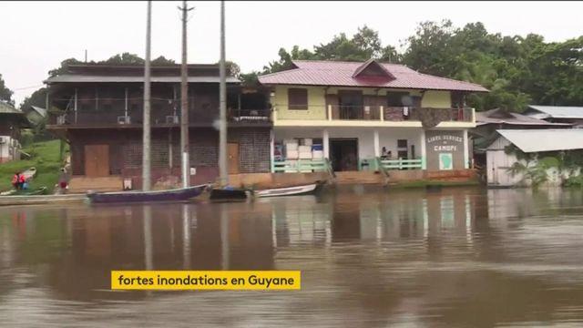 guyane inondations