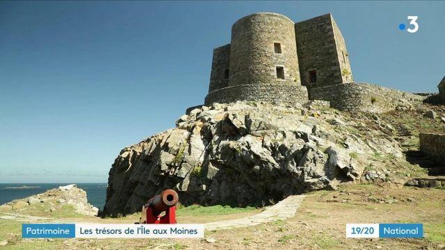 Bretagne : l'île aux Moines a besoin d'un million d'euros pour être restaurée