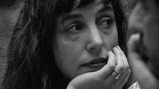La contrebassiste Sarah Murcia  (Emmanuel Rioufol)