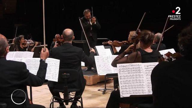 Déconfinement : les orchestres de retour sur scène