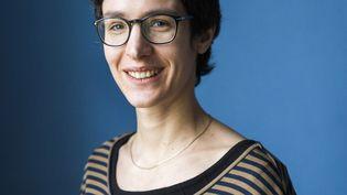 La sociologue Pascale Dietrich est l'auteure de nouvelles et de courts romans flirtant avec le polar (PHILIPPE MATSAS / OPALE / ÉDITIONS LIANA LEVI)