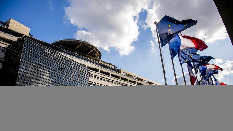 Le ministère des Finances de Bercy, à Paris, le 22 septembre 2017. (MAXPPP)