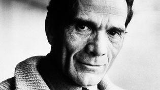 L'ecrivain et cineastre Italien Pier Paolo Pasolini.(1922-1975)  (OZKOK/SIPA)