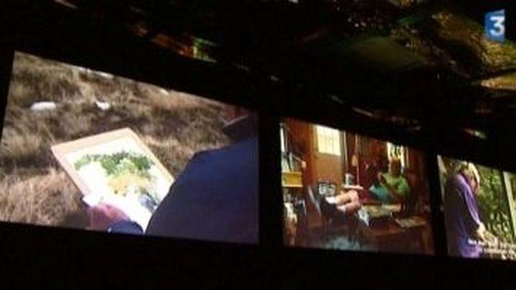 """""""Bonanza"""", le spectacle vidéo du collectif Berlin au Festival Tendance 2010  (Culturebox)"""