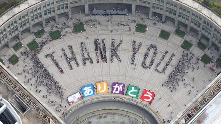Tokyo remercie le CIO pour l'obtention des JO 2020
