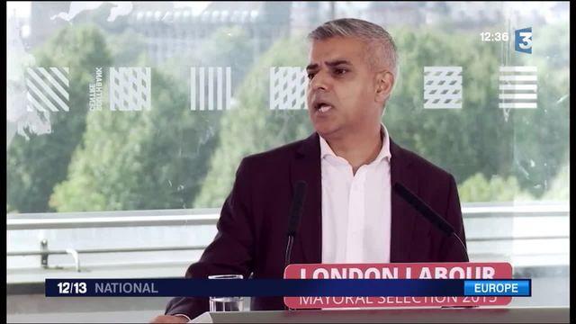 Angleterre : qui est Sadiq Khan, le favori à la mairie de Londres ?