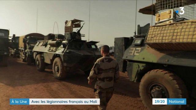 Armée : comment les légionnaires se préparent à rallier des zones de guerre ?